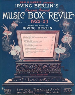51 best musical revues images on pinterest broadway musical irving berlins music box revues 1921 24 click thru to hear modern versions of fandeluxe Choice Image