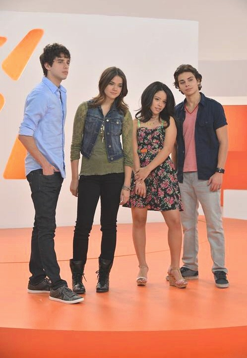 Jake T. Austin : The Fosters !