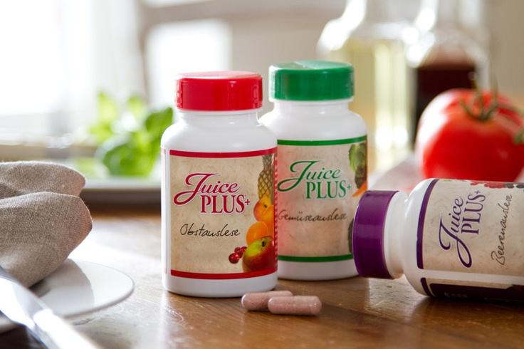Juice PLUS+ ® Premiumkapseln  | Online Shop: https://shop.juiceplus.ch/