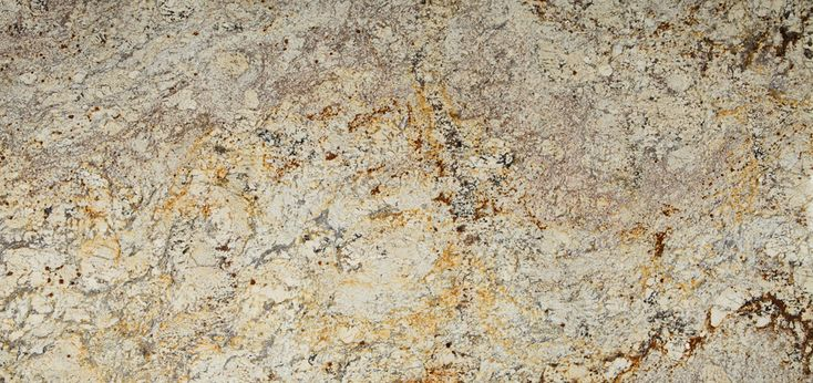 Warm Gray Amp White Granite Golden Hues Mixed With