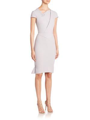 ROLAND MOURET Farrant Wool Dress. #rolandmouret #cloth #dress