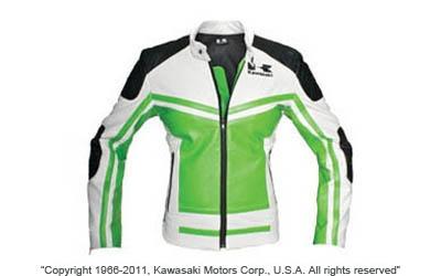 Kawasaki Street Bike Jacket