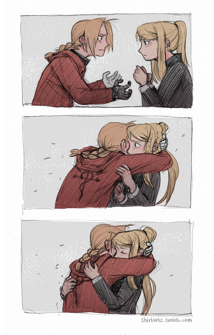 words were different when they lived inside of you - fullmetal alchemist