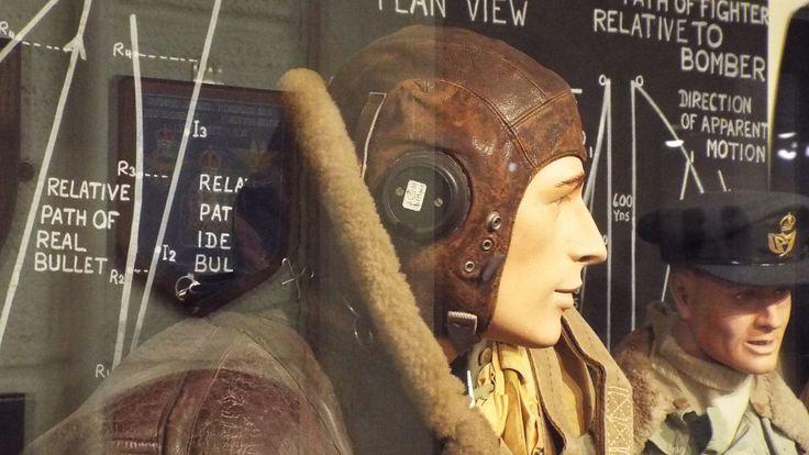 Pilot 1939 Yorkshire Air Museum Elvington