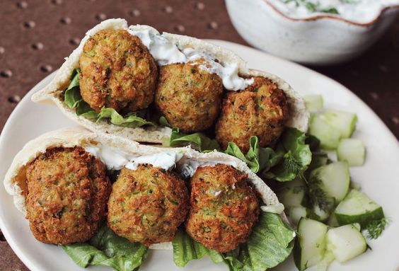 Claims to be the best falafel you can ever have, made at home. Comments please if you try this!