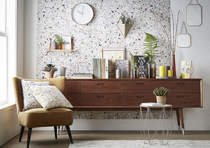 les 22 meilleures images du tableau terrazzo id es d coration sur pinterest salle de bain. Black Bedroom Furniture Sets. Home Design Ideas