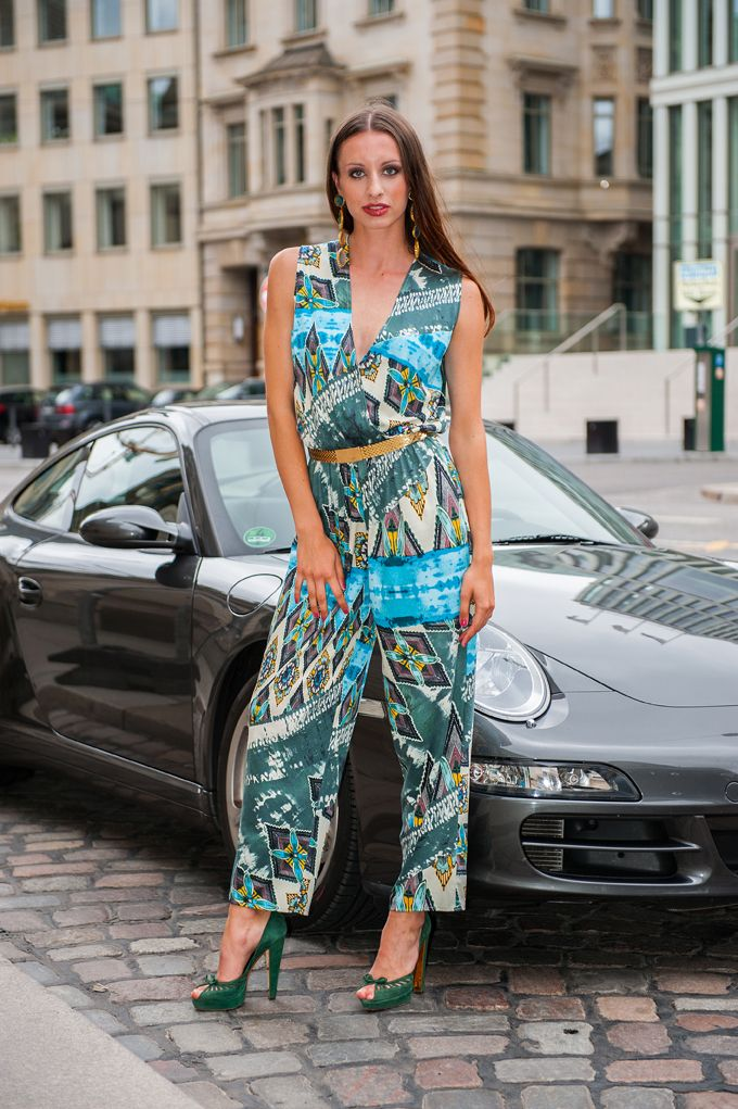 For jumpsuit lovers around the world