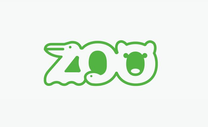 35 best zoo logos images on pinterest