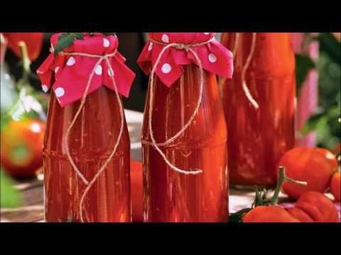 Рецепты от Дарьи Донцовой   ✯Домашний кетчуп ✯ кулинария