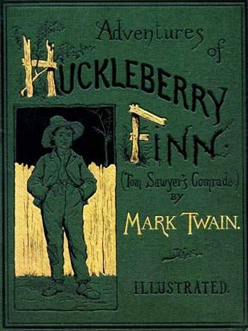 the racist ideas in the novel the adventures of hucleberry finn by mark twain The following entry provides criticism on twain's novel the adventures of huckleberry finn (1884) long considered mark twain's masterwork as well as a classic of american literature, the .