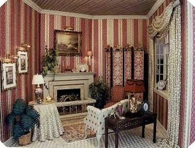 dollhouse living room 17 best images about miniatures tucker on 10944
