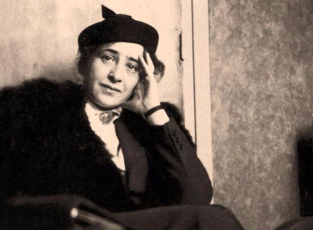 Χάνα Άρεντ (1906 – 1975)