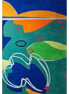 Carpet Driade Alberto Caeiro design Linde Burkhardt AUD$2752 +del from italy