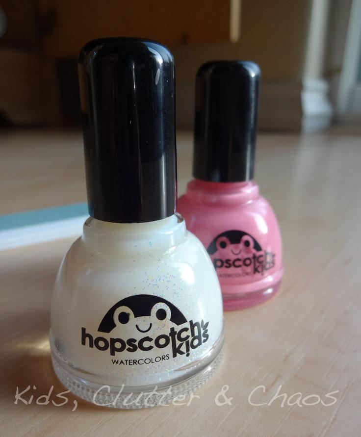 Awesome Hopscotch Kids Nail Polish Adornment - Nail Art Ideas ...