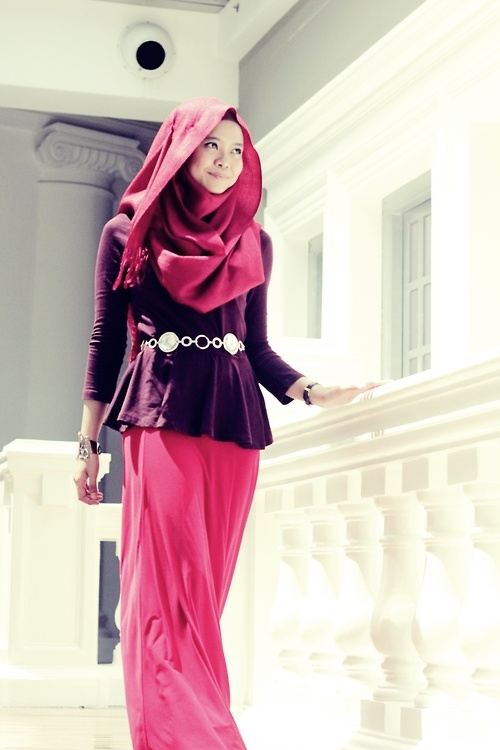 1000 Images About Hijabista Malaysia On Pinterest