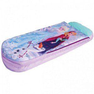 Disney Frost Ready Bed - Kombinert luftmadrass med sovepose