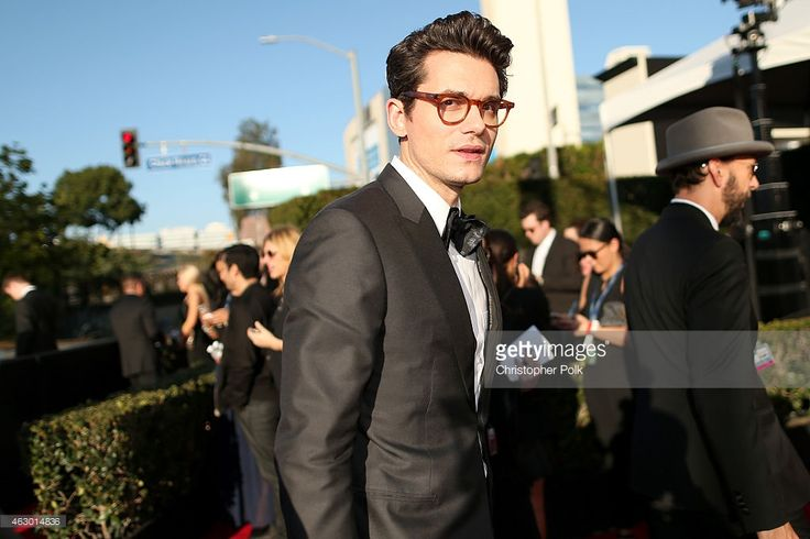 Musician John Mayer attends The 57th Annual GRAMMY Awards at the STAPLES Center on February 8, 2015 in Los Angeles, California.  (Photo by Christopher Polk/WireImage)