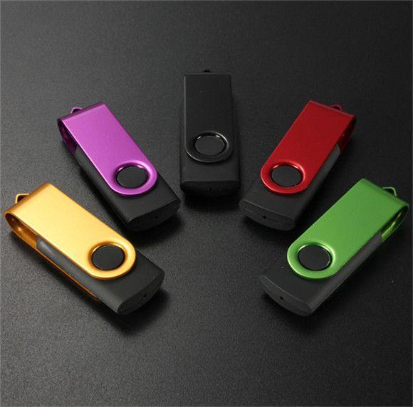 Bisnis persegi panjang USB 2.0 usb flash drives jempol flashdisk u disk usb creativo memory stick 4 GB 8 GB 16 GB 32 GB 64 GB N82