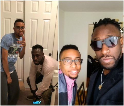 Meeting for the first time man becomes friends groomsman after 15 years of online gaming ByLaila Ijeoma..Published on November 18 2017 at 5:06 pm  online gaming  Twitter user @Chucknyce116 took to the platform to disclose his friend he just met for the first time after 15 years of online gaming on Xbox agreed to become his groomsman in his forthcoming wedding.  The excited social media user tweeted;  15 years of playing on Xbox live. The first time we have ever met and hes a groomsman in my…