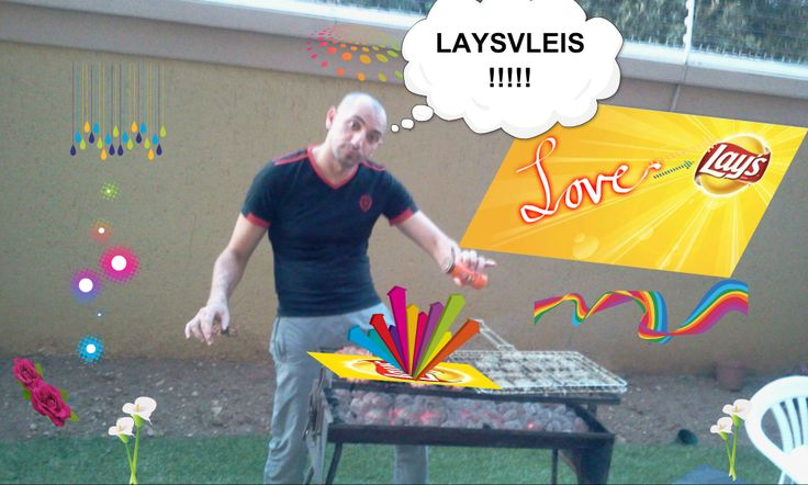 The lays cookout #lays