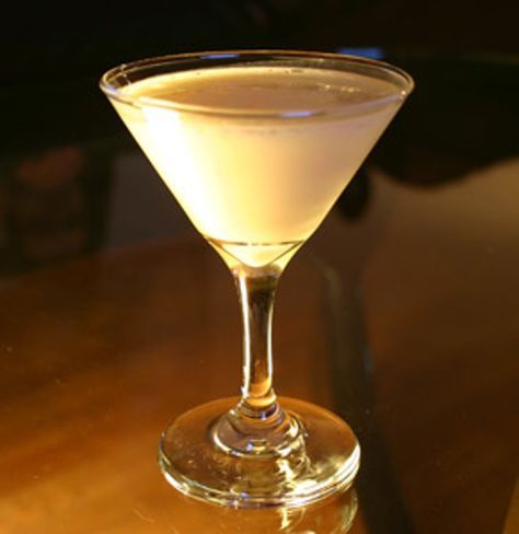 Straight Up: Golden Dream Cocktail for Oscar Night