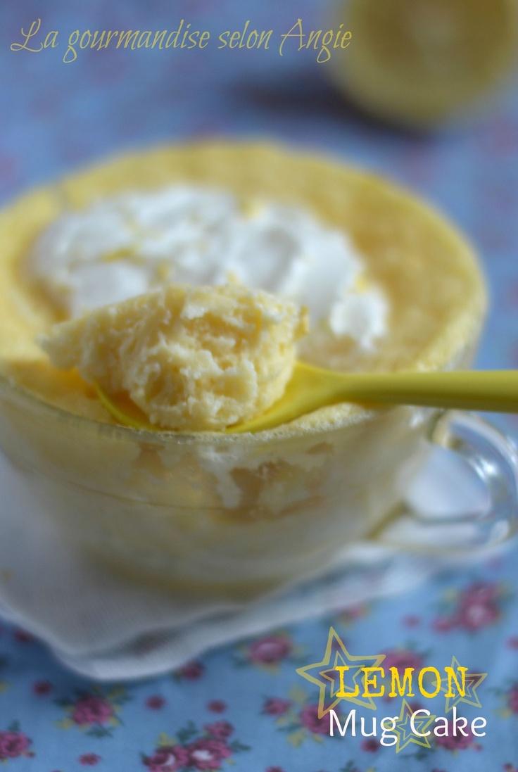 Mug cake micro onde miel