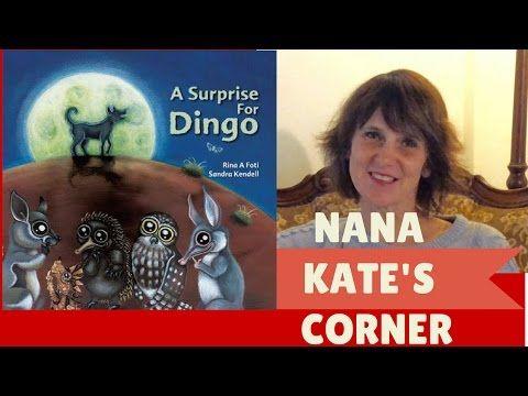 A Surprise for Dingo - Read Aloud - YouTube