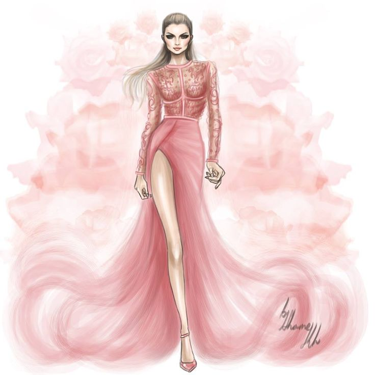 Shamekh Al-Bluwi  love love love, remindes me of roses and a paris fashion shoot