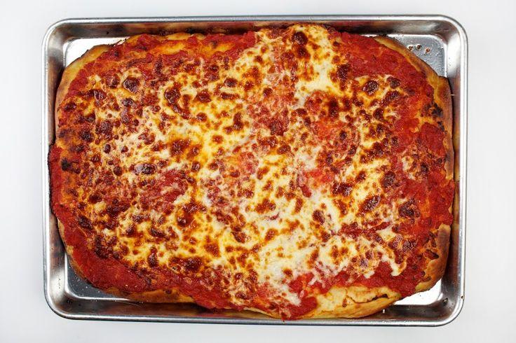 Sicilian Slab Pizza