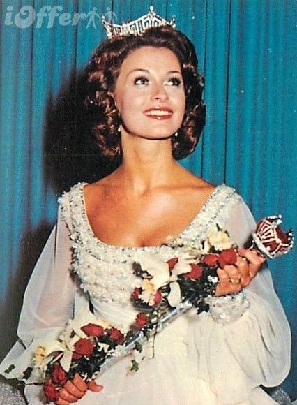 Miss American Show With Burt Parks 1955 1979