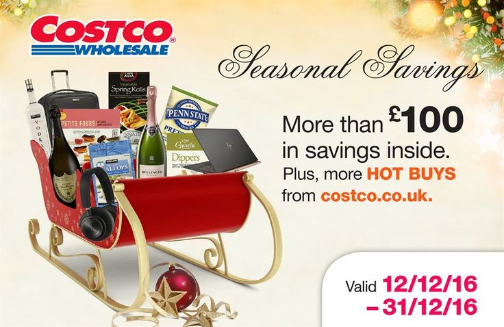 Costco Offers 12th - 31st December 2016 - http://www.olcatalogue.co.uk/costco/costco-offers.html