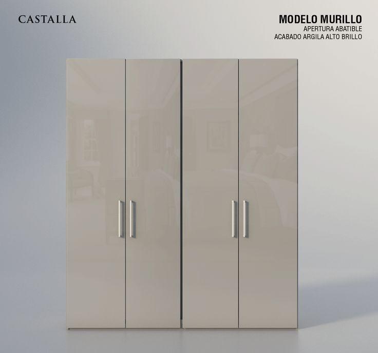 34 best armarios puertas castalla images on pinterest for Puertas castalla