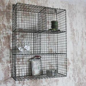 17 meilleures id es propos de etagere en fer sur. Black Bedroom Furniture Sets. Home Design Ideas