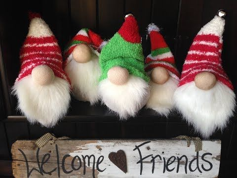 Here it is everyone!! The long anticipated sock snowman tutorial that I have been promising to do for quite awhile!! We hope you make lots of these cute litt...