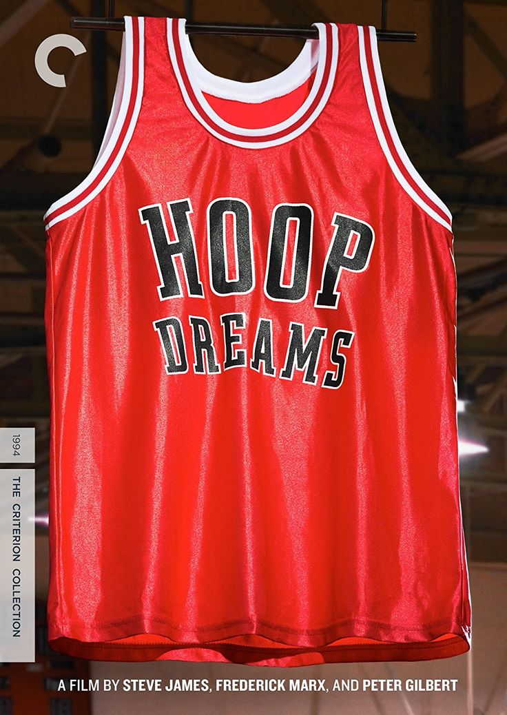 Hoop Dreams (1994)  Rated PG-13, Running Time: 171 minutes. A film following the lives of two inner-city Chicago boys (Arthur Agee and William Gates) who struggle to become college basketball players on the road to going professional.
