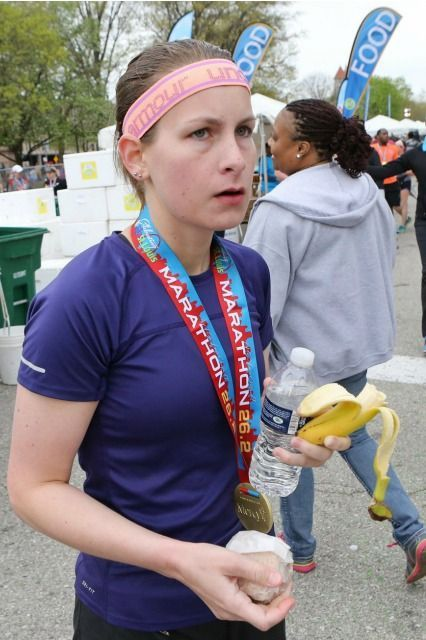 Someone Actually Cheated To Win The St. Louis Marathon  #refinery29  http://www.refinery29.com/2015/04/85900/woman-cheated-to-win-st-louis-marathon-kendall-schler