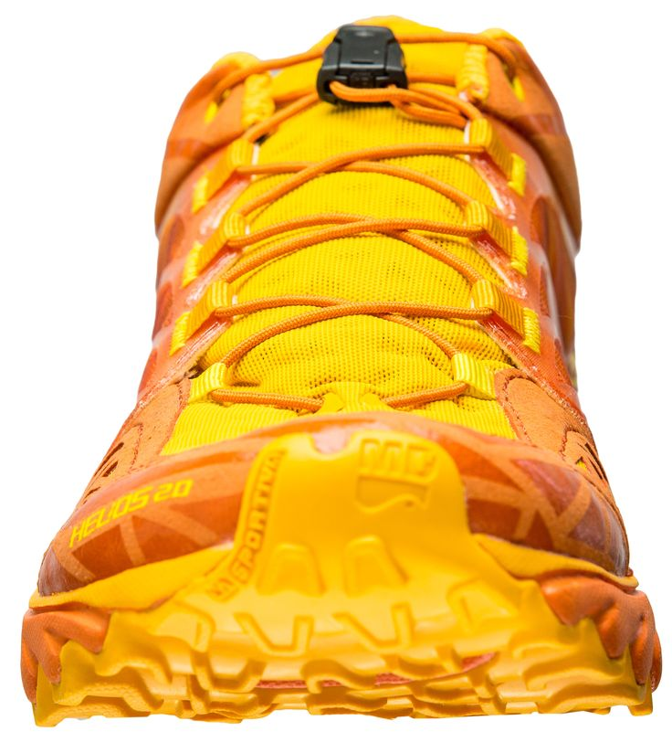 """""""Door to trail"""" style designed for training and running on hard off-road terrain. Available in 6 different colours. Helios 2.0 is the perfect """"door to trail"""" shoe designed for training and running on hard, off road tracks."""