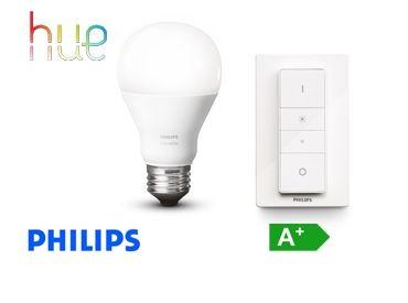 Philips Hue LED-pære Dæmpningssæt (Hvid)