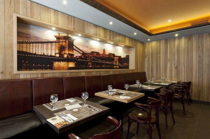 Budapest - Trofea Grill Restaurant Visegradi Street