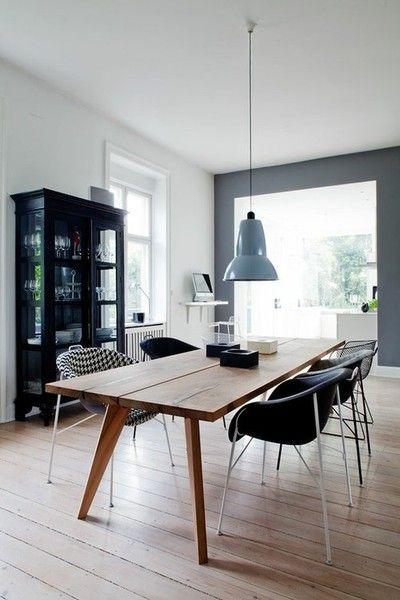 Dinertable kitchen