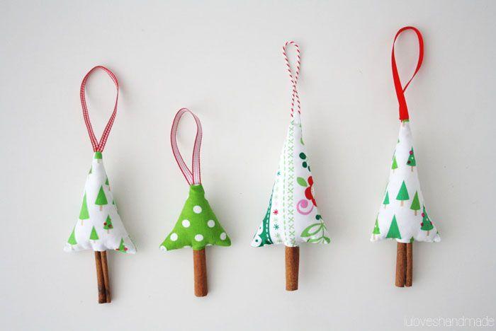 lu loves handmade: Advent DIY on 'So leb ich'.
