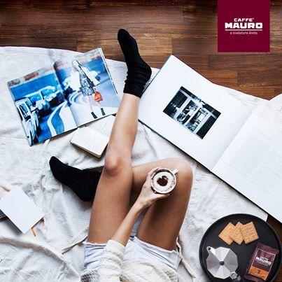 Caffè MAURO  good morning! #colazione #breakfast #morning #coffee #caffè #bed #caffè #mauro