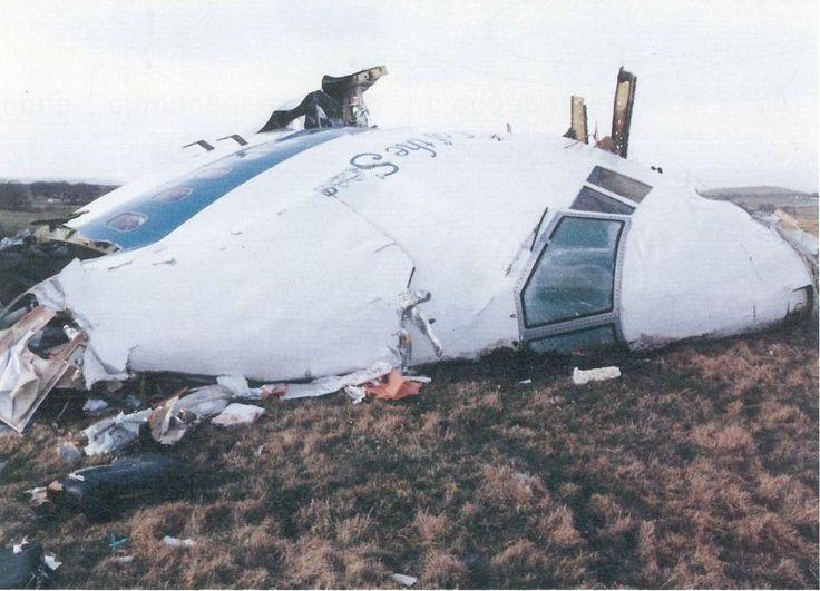 Pan Am Flight 103 - Wikipedia
