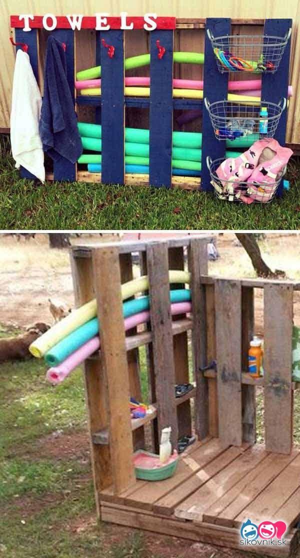 Zahrada Plna Zabavy A Radosti Viac Ako 70 Napadov Ako Udrzat Vase Deti Co Najdlhsie Vonku Sikovnik Sk Summer Fun For Kids Backyard Backyard For Kids