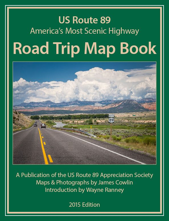 Best US Route Road Trip Images On Pinterest Road Trips - Us route 89 map