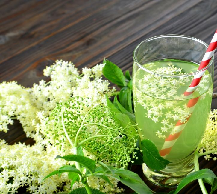 Elderflower, a common garden plant, could be just the thing you need to spruce up your food and drinks.