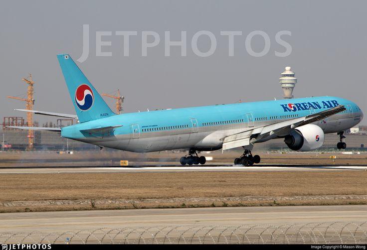 Photo of HL8274 - Boeing 777-3B5ER - Korean Air