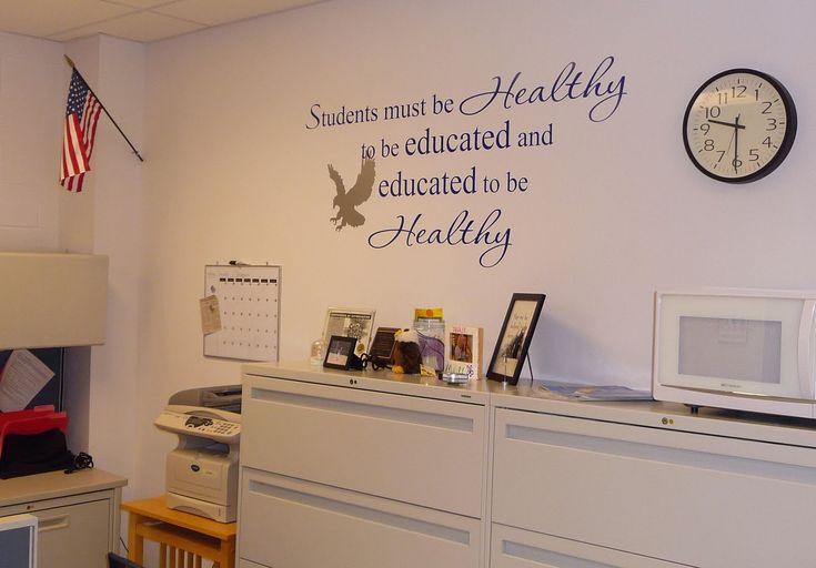 School Nurse Office | Cher's Signs by Design: School Nurse's Office