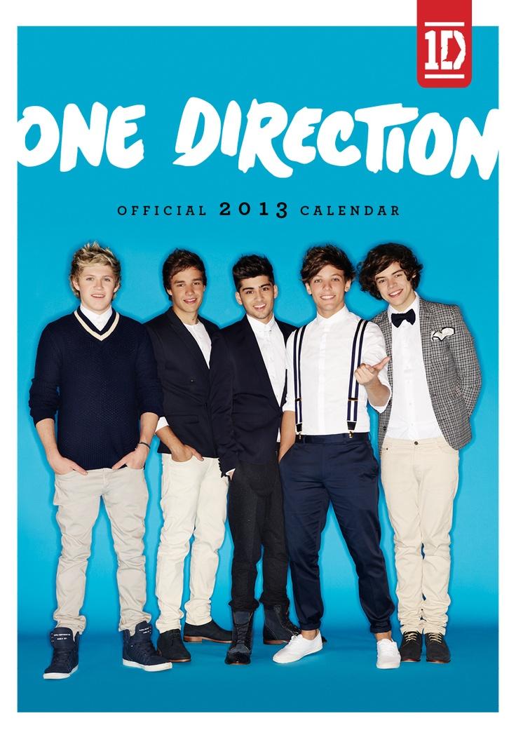 One Direction 2013 Calendar - HMV