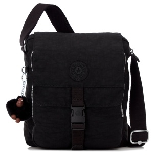 Lancelot Cross-Body/ Travel Bag - Kipling - I have it in the old black color (with the contrasting trim), still one of my all time favorites ! Would like to get the new black ..